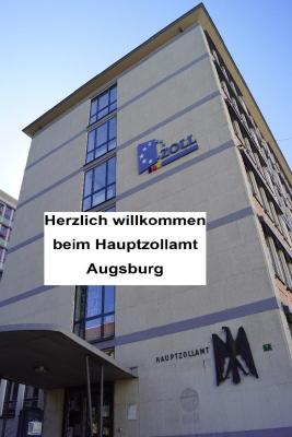 Hauptzollamt Augsburg