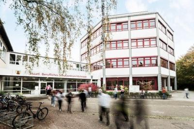 Staatl. berufl. Schulzentrum mit Technikerschule Höchstädt