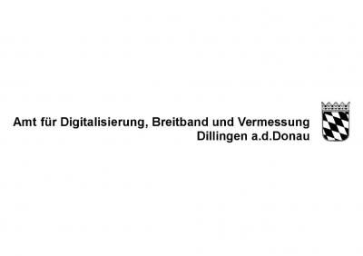 Amt für Digitalisierung, Breitband und Vermessung Dillingen